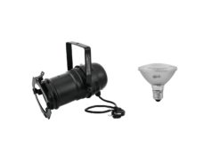 EUROLITE Set PAR-30 Spot bk + PAR-30 230V SMD 11W E-27 LED 3000K