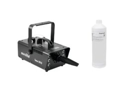 EUROLITE Set Snow 3010 LED Snow machine + Snow fluid 1l