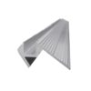 EUROLITE Step Profile 10x10mm silver 2m