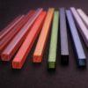 EUROLITE Tubing 10x10mm red 2m