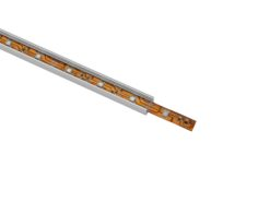 EUROLITE U-profile for LED Strip silver 2m