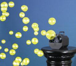 EUROLITE UV Bubble Fluid 1l yellow