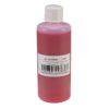 EUROLITE UV-active Stamp Ink, transparent red, 100ml