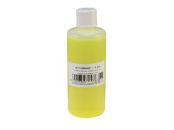 EUROLITE UV-active Stamp Ink, transparent yellow, 100ml