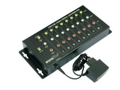EUROLITE VSD-108 Video distributor 1in8