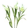 EUROPALMS Arum set, 3 branches with LEDs white 85cm