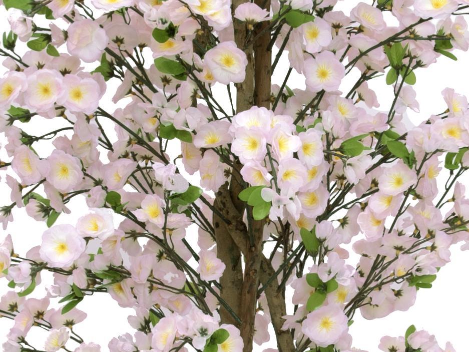 Europalms cherry tree with 4 trunks pink 180 cm su for Bougainvillea bonsai prezzo