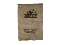 EUROPALMS Coffee Sack, used, sorted