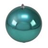 EUROPALMS Deco Ball 20cm, turquoise