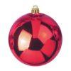 EUROPALMS Deco Ball 30cm, red