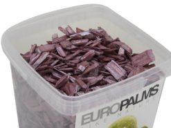 EUROPALMS Deco Wood, cassis, 5.5l bucket