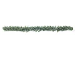 EUROPALMS Fir garland, snowy, PE, 180cm