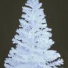 EUROPALMS Fir tree, UV-white, 240cm