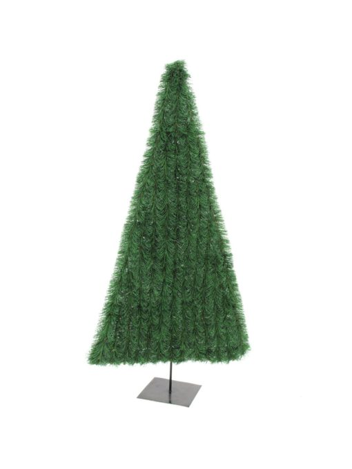 EUROPALMS Fir tree, flat, dark-green, 120cm