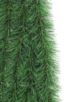 EUROPALMS Fir tree, flat, dark green, 150cm