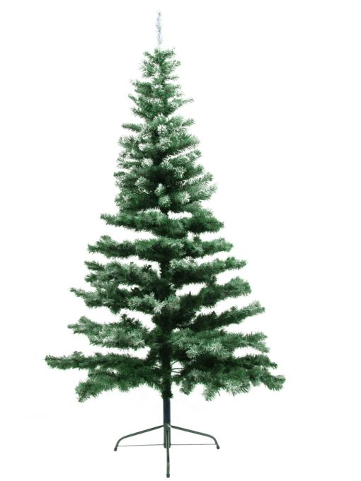 EUROPALMS Fir tree, snow-flocked, 240cm