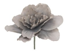 EUROPALMS Giant Flower (EVA), beige grey, 80cm