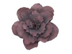 EUROPALMS Giant Flower (EVA), old rose, 80cm