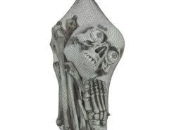 EUROPALMS Halloween Bag of Bones