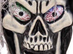 EUROPALMS Halloween Hanging Skull, 120cm