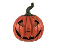 EUROPALMS Halloween Pumpkin illuminated, 24x21x21cm