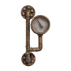 EUROPALMS Halloween Watermeter, rusty
