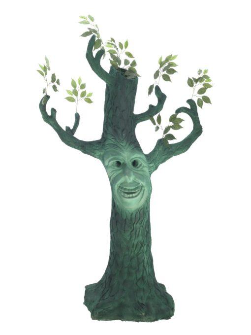 EUROPALMS Halloween ghost tree 170cm