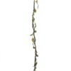 EUROPALMS Heather twine, with LEDs, white, 180cm