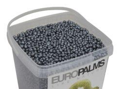 EUROPALMS Hydroculture substrate, beluga, 5.5l bucket