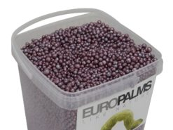 EUROPALMS Hydroculture substrate, cassis, 5.5l bucket