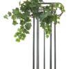 EUROPALMS Ivy garland embossed green 45cm