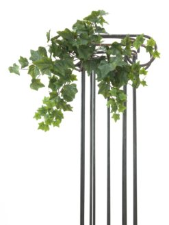 EUROPALMS Ivy garland embossed green 45cm