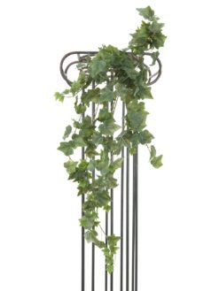 EUROPALMS Ivy garland embossed green 86cm
