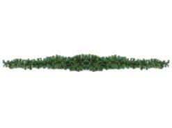 EUROPALMS Noble pine garland, 270cm