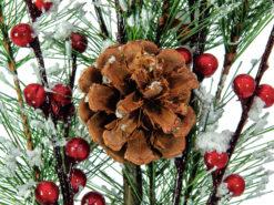 EUROPALMS Pine Spray, glitter