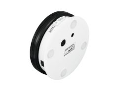 EUROPALMS Rotary Plate 15cm up to 5kg white