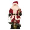EUROPALMS Santa, inflatable with integrated pump, 190cm