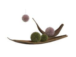 EUROPALMS Succulent Ball (EVA), green, 16cm