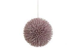 EUROPALMS Succulent Ball (EVA), pink, 20cm
