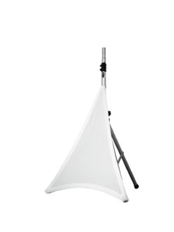 EXPAND BUS1KW Tripod Cover white one side