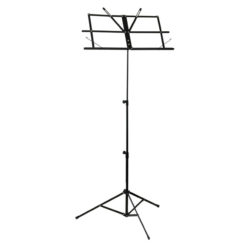 Eco Music Stand Acciaio 480-1.070 mm
