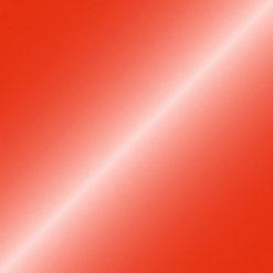Electric confetti cannon 50cm, Rosso metallico