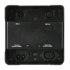 EventLITE 7/4 Q4 comprensivo di DMX Wireless, colore: Nero