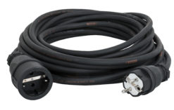 Ext. Cable Schuko/Schuko Titanex with PCE 10m 3 x 1.5mm Titanex con ABL
