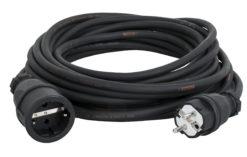 Ext. Cable Schuko/Schuko Titanex with PCE 5m 3 x 1.5mm Titanex con PCE