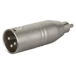 FLA32 - XLR M. 3p. > RCA M.