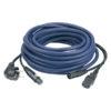 FP08 - Schuko/XLR F - IEC/XLR M Cavo di alimentazione/segnale AUDIO da 10 m