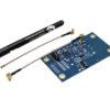 FUTURELIGHT WDR-G4 wireless DMX receiver PCB