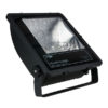Floodlight HQ-400 Alloggiamento nero, asimmetrico