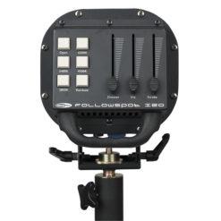 Followspot LED 120W comprensivo di supporto